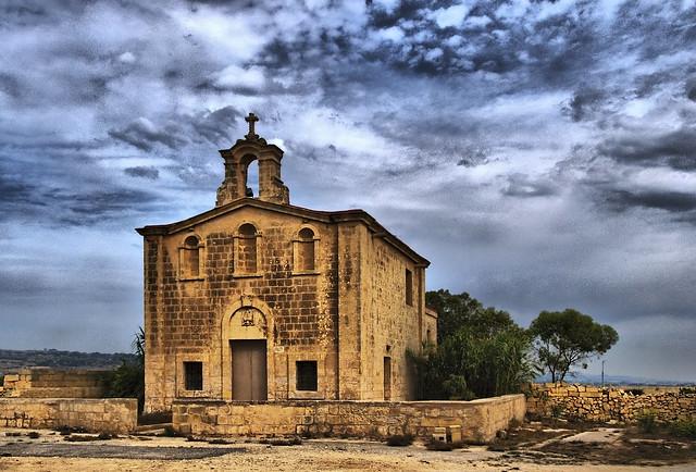 San Niklaw Chapel Malta
