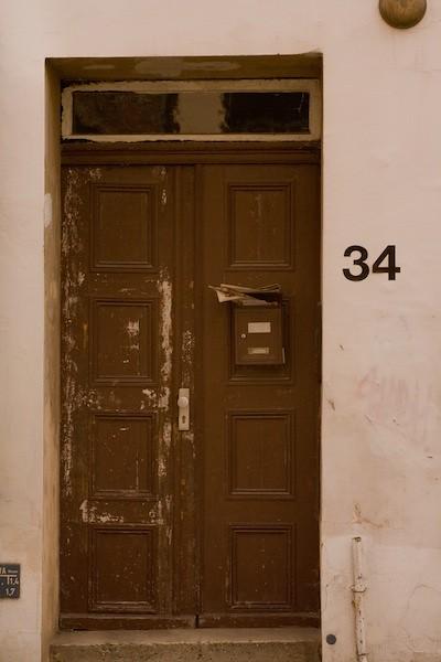 За какой дверью мы хотели бы жить
