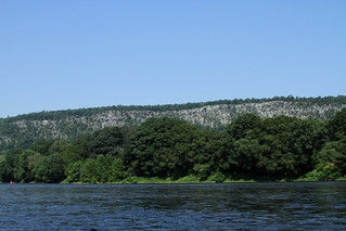 Kayak Trip Landscape