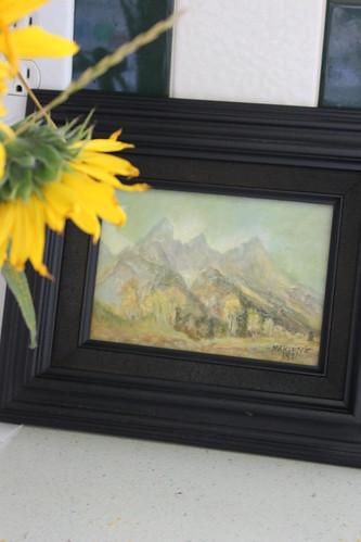 Grandmas Painting