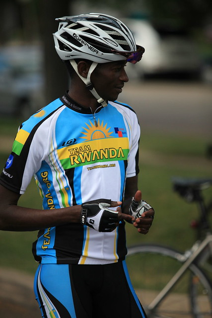 Rwanda Ride and Ruebens Dinner