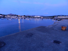 Another early morning in Bray harbour
