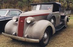 1937 Studebaker Utility