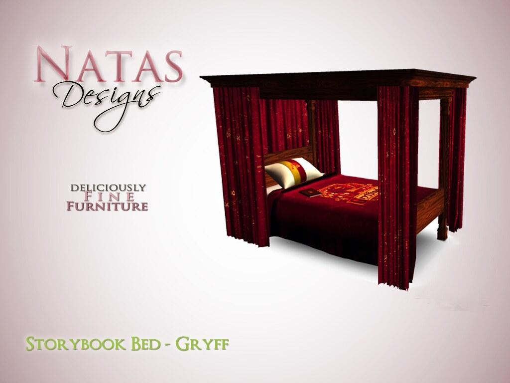 Storybook Bed - Gryff