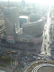 """View from Palace of Culture and Science (Pałac Kultury i Nauki), in Warsaw (Warszawa) • <a style=""""font-size:0.8em;"""" href=""""http://www.flickr.com/photos/23564737@N07/6105881466/"""" target=""""_blank"""">View on Flickr</a>"""