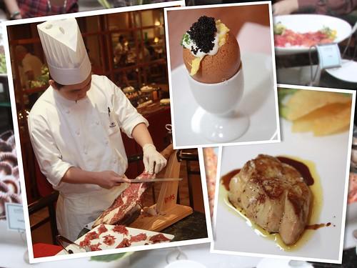 Foie Gras & Iberian ham