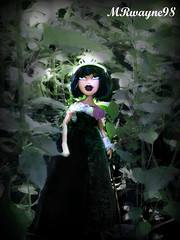 Melina Bergeron - BNTM cycle 2 theme 5 : Gothic Princess opt.1 (MRwayne98) Tags: forever bratz diamondz sharidan