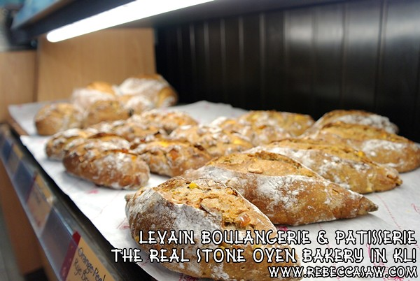 Levain Boulangerie & Patisserie, The real STONE OVEN bakery in KL-26