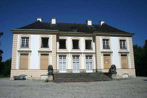 Badenburg - Südseite