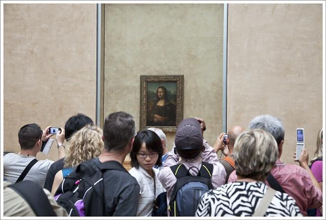 Louvre 5 (Mona Lisa)