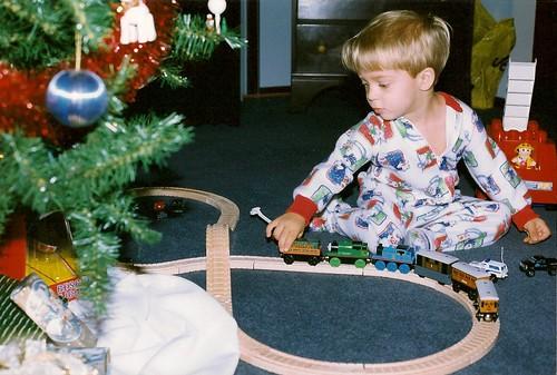 Christmas at Nonna's, 1999
