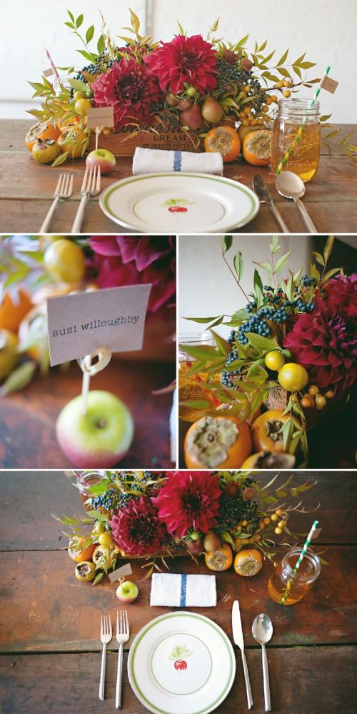 fall via brooklyn bride 1