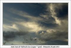 SAINT JEAN DE VALERISCLE (30) (Sinopis) Tags: gard cirrus leslecques nuagerie saintjeandevalriscle