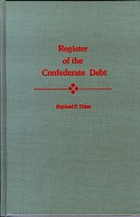 register of the confederate debt