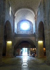 Monestir de Sant Pere de Galligants, Gerona, narthax (sort of)