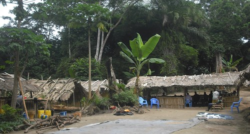 our compound in Obenge