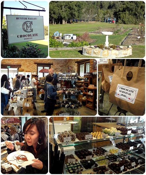 Sydney 2011 - Hunter Valley Chocolate Company