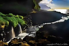 Queens Bath to Bali Hai (philipleemiller) Tags: seascape fall nature landscape hawaii lava surf waves kauai princeville pacificislands longexposures hanaleibay brightsun queensbath singhray ndgradfilters varinduo galleryoffantasticshots flickrstruereflection1 flickrstruereflection2 flickrstruereflection3 flickrstruereflection4 flickrstruereflection5 flickrstruereflection6 flickrstruereflection7 flickrstruereflectionexcellence flickrstruereflection8