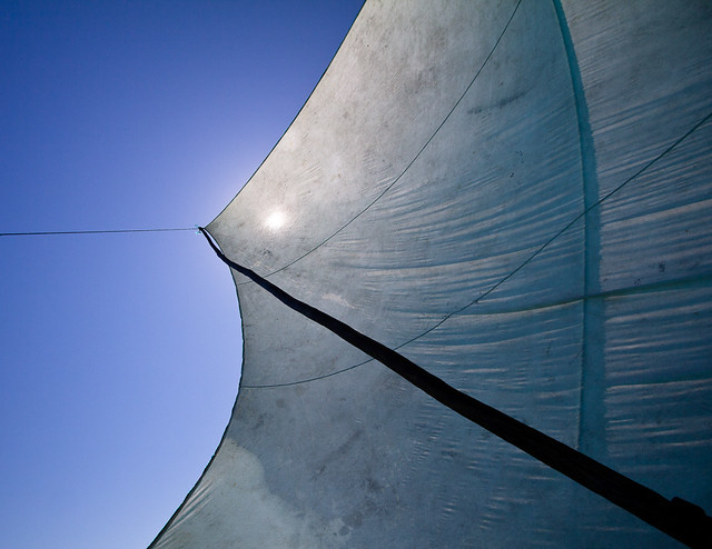 Vezo sail, par Franck Vervial