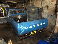 1978 Datsun 1500 Pickup (620) (Spottedlaurel) Tags: 1500 datsun 620 bulletside
