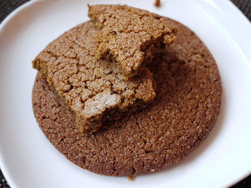09-06 gingersnap cookie