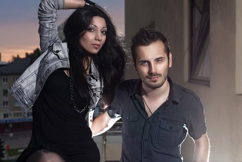 Wilhelmina Volter & Igor Inou ©  Dima Bushkov