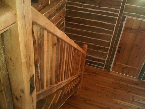Wood Frame Buildings In Missouri