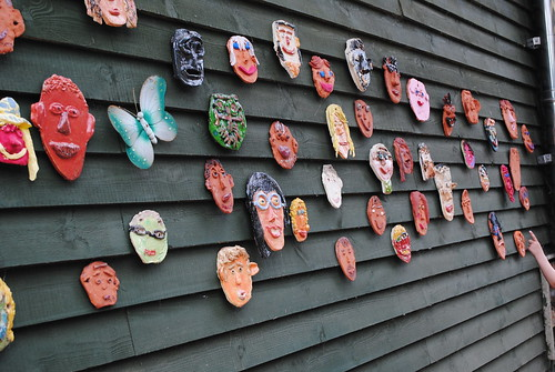 Masks at Elham Valley Vineyard