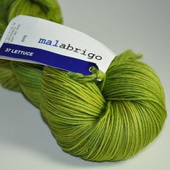 Malabrigo Sock - Lettuce