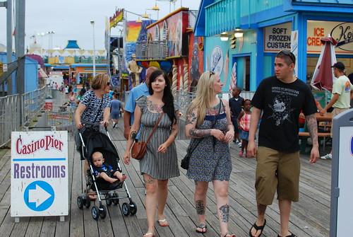 Jersey Shore, Summer 2011