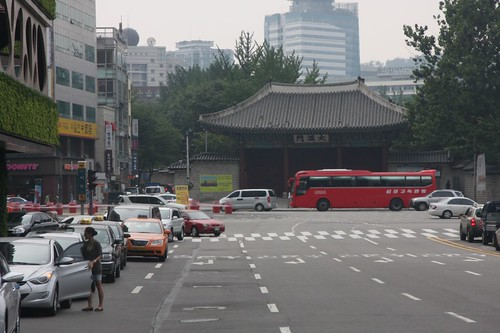 徳寿宮大漢門、Seoul,Memory