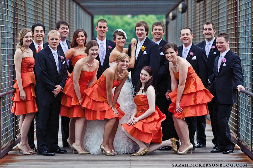 River Market Kansas City wedding photographer