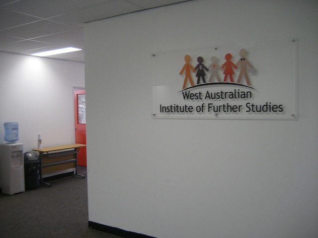 West Australian Institute of Further Studies  Perth campus