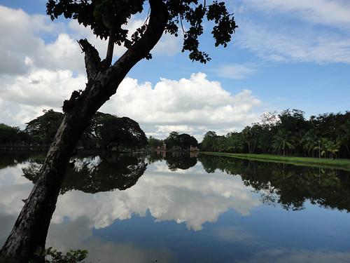 Thailand 4 reflection lake