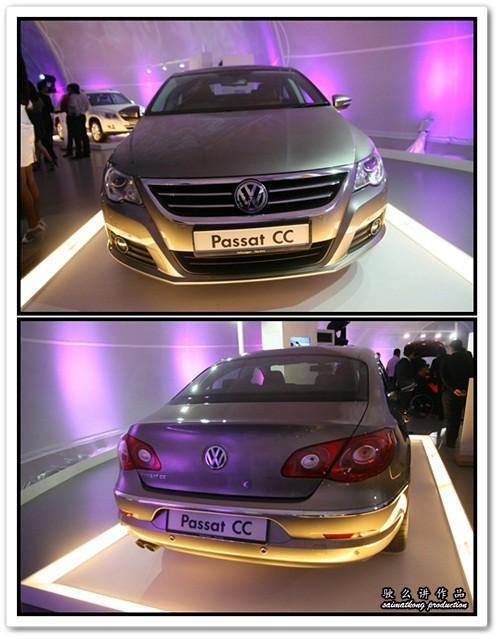 Das Auto : Volkswagen Passat CC