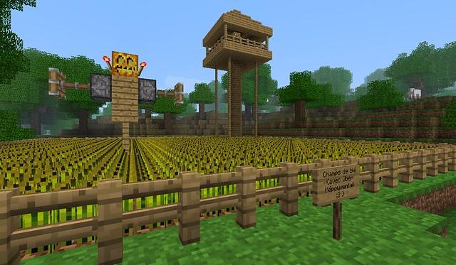 La zone agricole