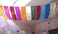 Banners in Akka (Davison, MI)