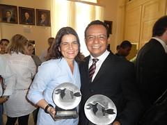 """Bianca Carvalho e Jonas Alvarenga  participantes da mesma honraria • <a style=""""font-size:0.8em;"""" href=""""http://www.flickr.com/photos/63091430@N08/6130633906/"""" target=""""_blank"""">View on Flickr</a>"""