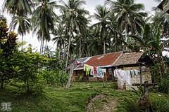 Washing Line (JoshJackson84) Tags: house indonesia asia southeastasia village hut sulawesi washing buton washingline canon60d labundobundo sigma18250mm southeastsulawesi labundo