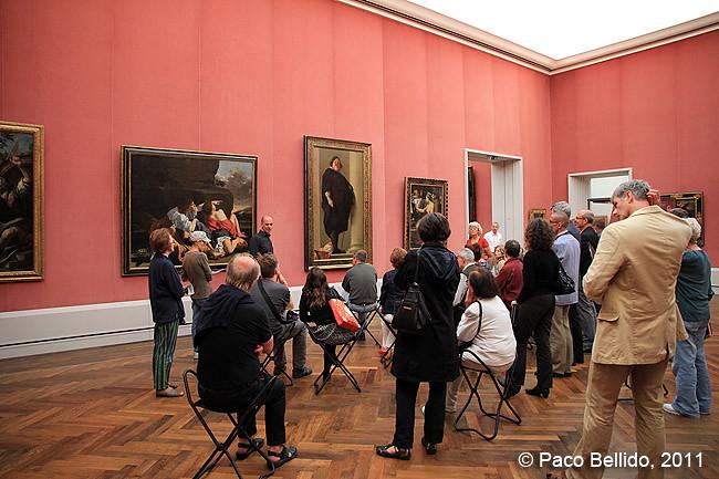 Berlín - Gemäldegalerie
