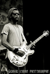 Gary Clark Jr. (FIT FOR THE PIT) Tags: show camping music ny toronto ontario canada festival hippies drums lights concert bass guitar live gig hippy jamming moe mohawk jam moedown garyclarkjr newyork lowlight 2011torontoontariocanada moedown jambands jamband