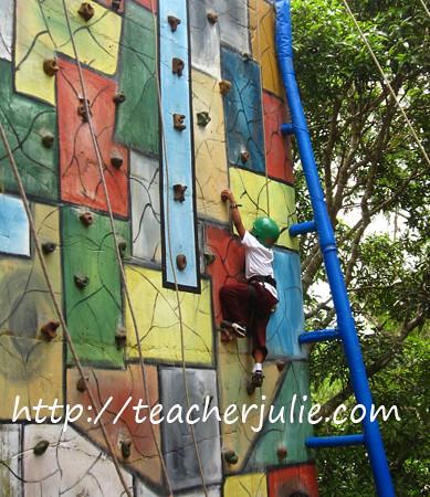 Kampo Trexo Wall Climbing