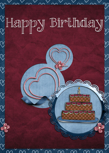 Birthday Card by Lukasmummy