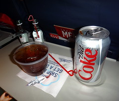 Southwest Airlines (LUV) () Tags: vacation holiday plane airplane fly inflight shots napkin aircraft cerveza flight jet coke aerial drinks dietcoke luv vodka bier cerveja snacks boeing diet bacardi inflightmeal stewardess rtw aereo airliner vacanze avion southwestairlines roundtheworld flightattendant globetrotter areo coldone airhostess insidetheplane worldtraveler  ario interiorcabin inthecabin