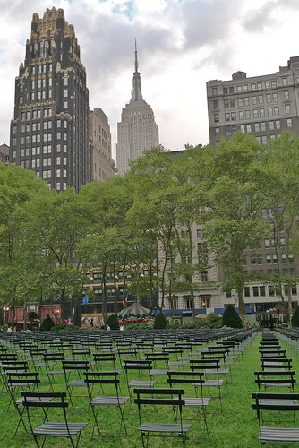 a tribute 9/11 | bryant park