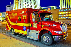 Las Vegas Fire & Rescue Paramedics  301