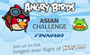 Asian Angry Birds Challenge