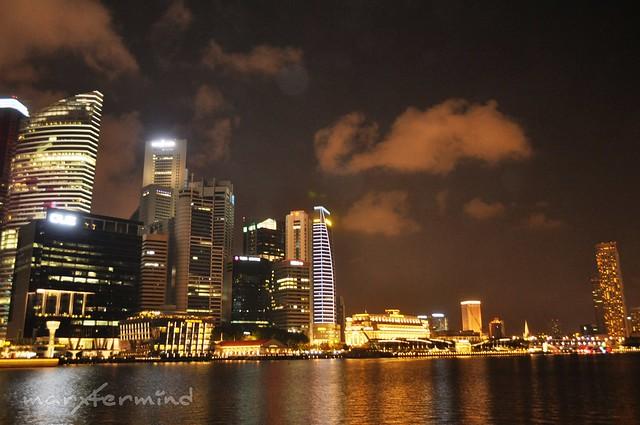 Skycraper Singapore 2