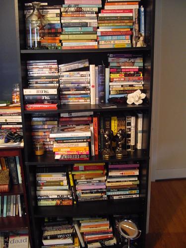 Bookshelf 1 by KatieMahala