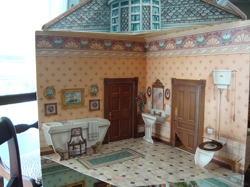 victorian bathroom